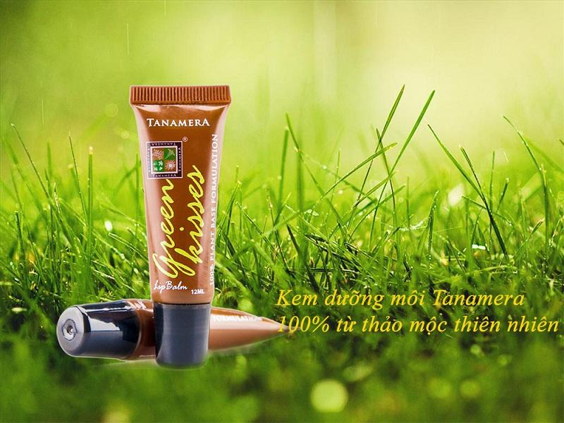 kem dưỡng môi Tanamera - 100% từ thảo mộc thiên nhiên